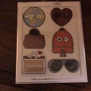 Michael Kors Leather Bag Stickers